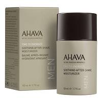 AHAVA MEN SOOTHING AFTERSHAVE