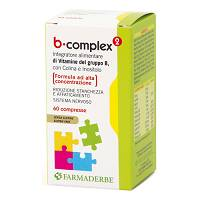 B COMPLEX 60cpr