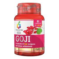 BACCHE DI GOJI 60CPR COLOURS