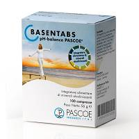 BASENTABS Integratore 100 compresse 56 g