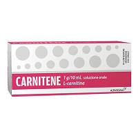 CARNITENE*OS 10FL 1G/10ML