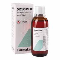 DICLOMED*COLLUT 1FL 200ML