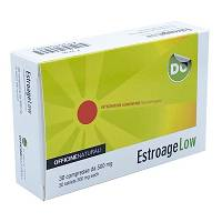 ESTROAGE LOW 30CPR 500MG