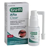 GUM AFTACLEAR SPRAY 15ML
