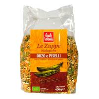 LE ZUPPE ORZO PISELLI 400G