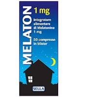 MELATON 1MG 50CPR