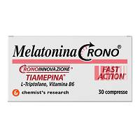 MELATONINA CRONO 1MG TIAMEP 30