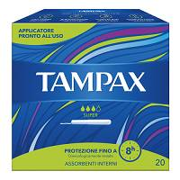 TAMPAX BLUE BOX SUPER 20PZ