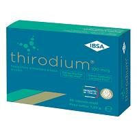 THIRODIUM 100MCG 30CPS