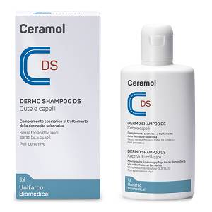 CERAMOL DS DERMOSHAMPOO 200ML