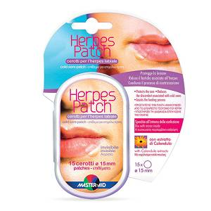 M-AID HERPES PATCH 15PZ